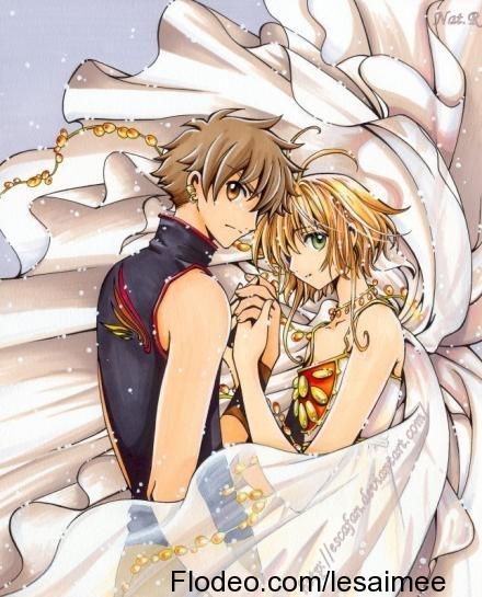 Best Anime Couple