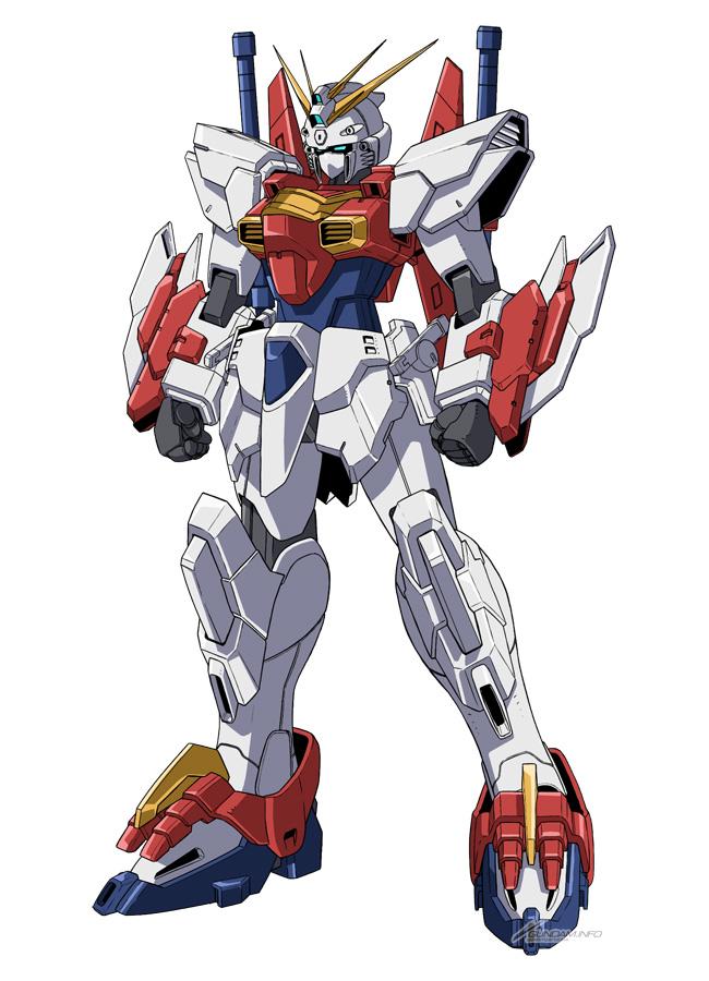 Gundam ardiente