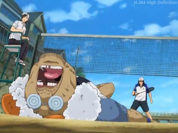 Prince Of Badminton LOL