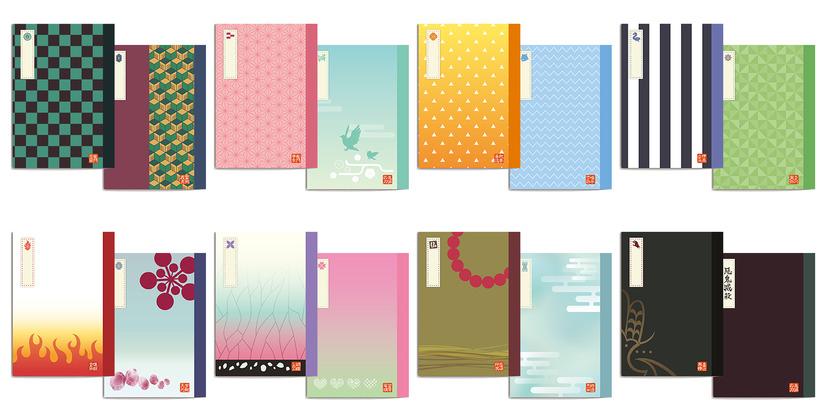 Premio H: Mini cuaderno