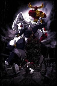 Crunchyroll                                                  Lady Death              Episode 1            – Lady Death Movie