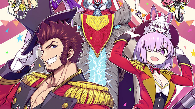 Crunchyroll - Fate/Grand Order Hits the Road for Traveling