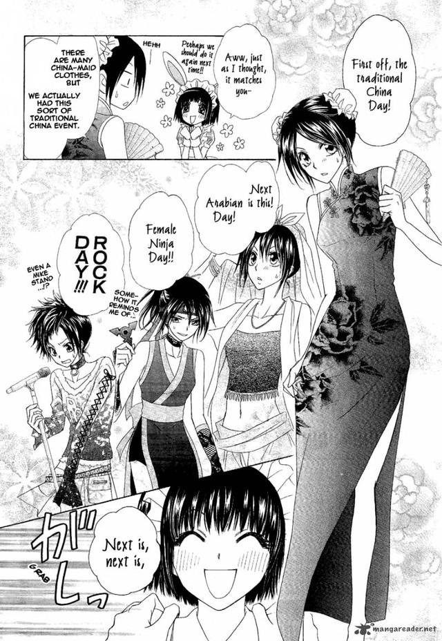 maid sama manga read online