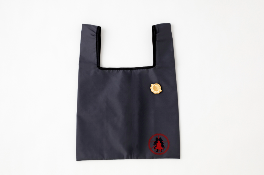 Eco Bag, unfolded