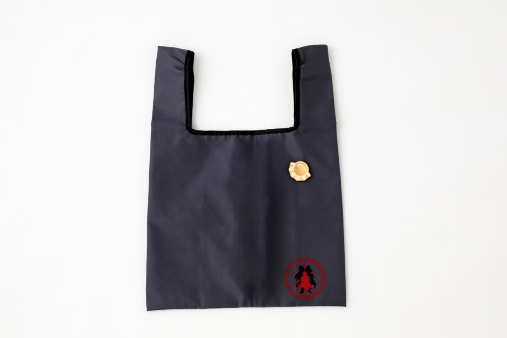Eco Bag, unfolded
