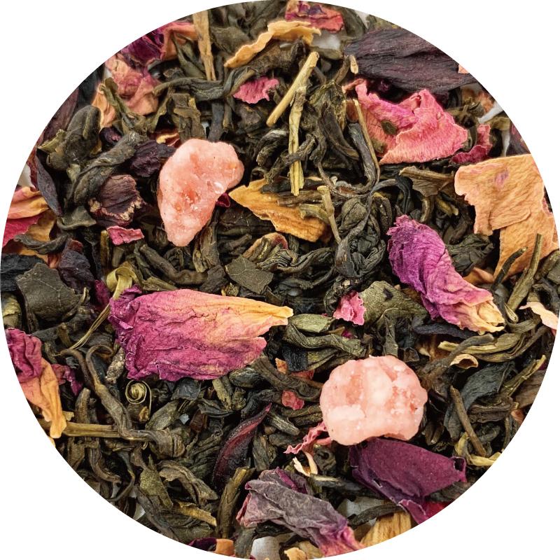 Lenalee Lee Tea - Leaves