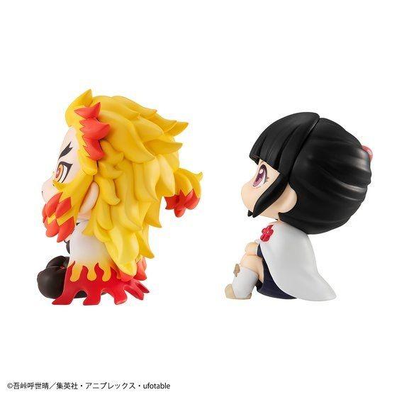 Figuras de búsqueda de Kyojuro y Kanao