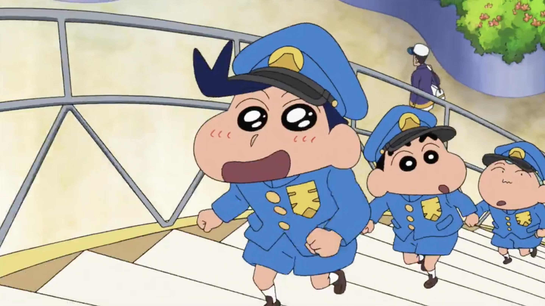 Crayon Shin-chan Nazo Meki! Hana no Tenkasu Gakuen