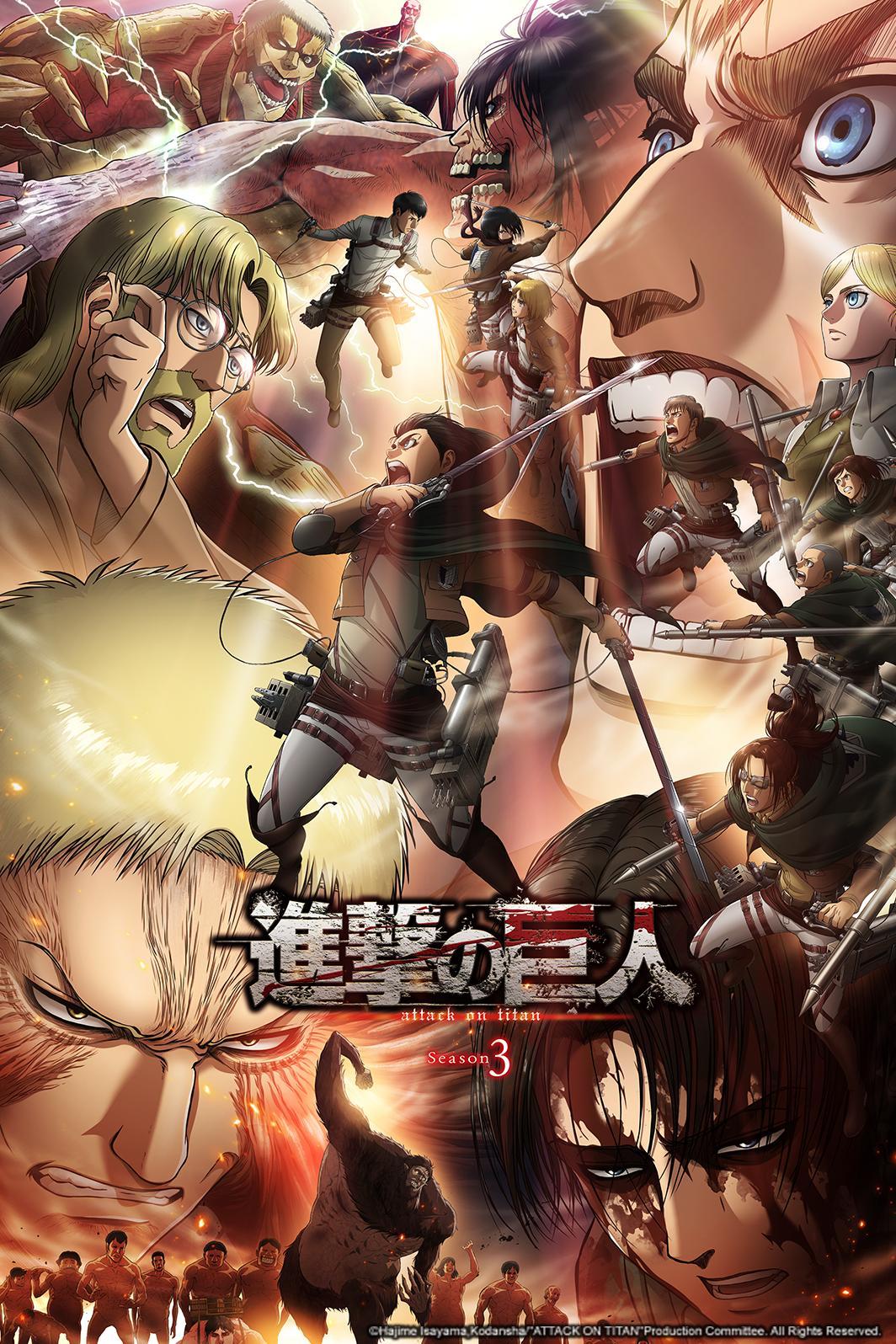Attack on Titan Reviews - Crunchyroll
