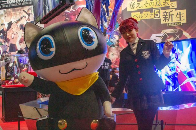 Persona 5 Royal Booth