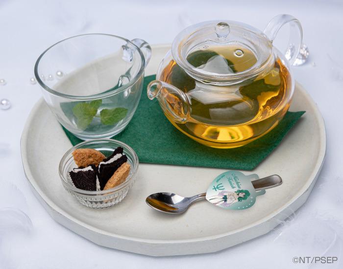 Michiru Kaioh Green Tea