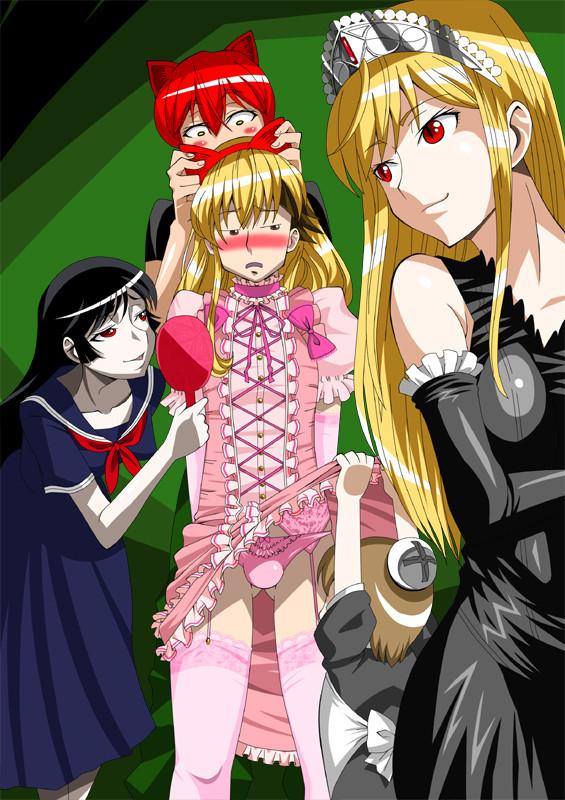 Crossdressing anime Top 12