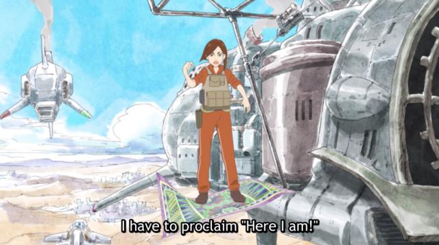 Mizusaki's determination
