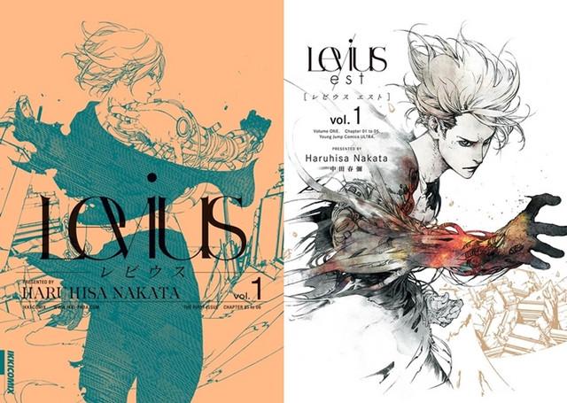 Manga Levius Dapatkan Adaptasi Anime