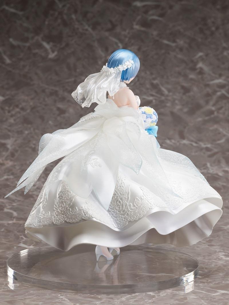 Figura Rem Bridal - espalda