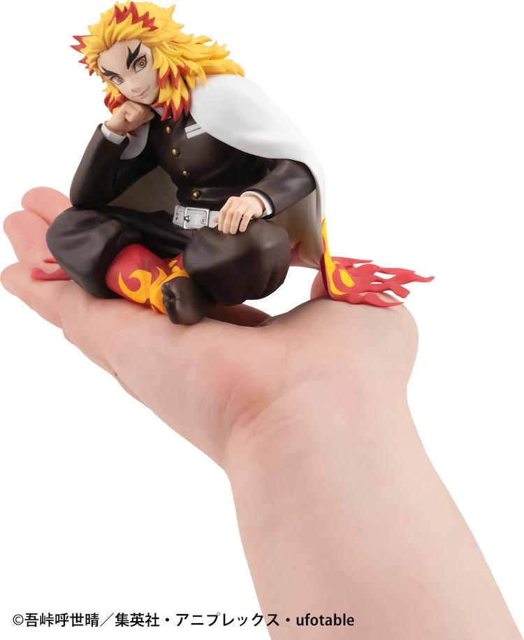 Palm-sized Kyojuro Rengoku