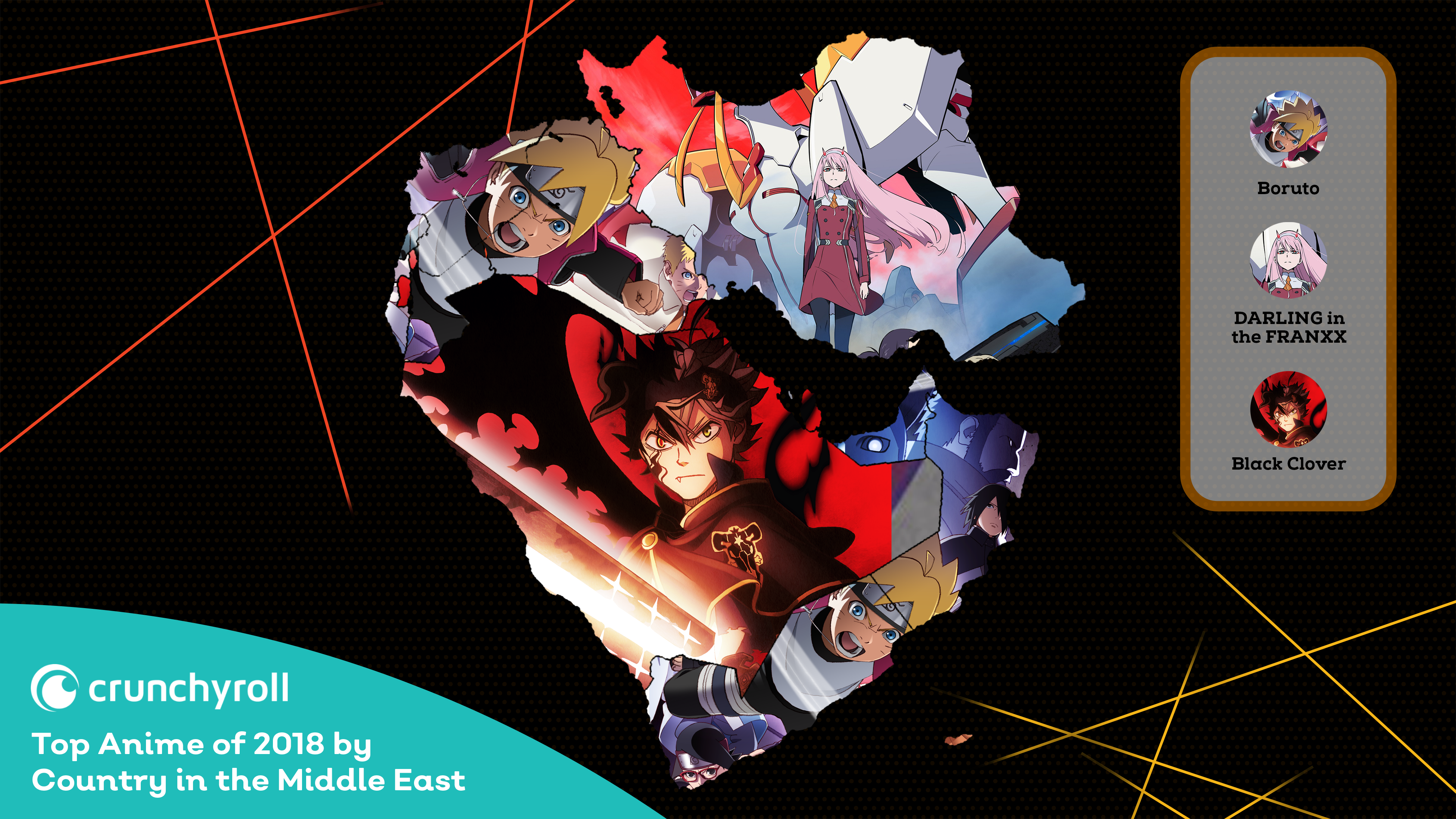 Crunchyroll top 2018 anime by country the middle east click to enlarge