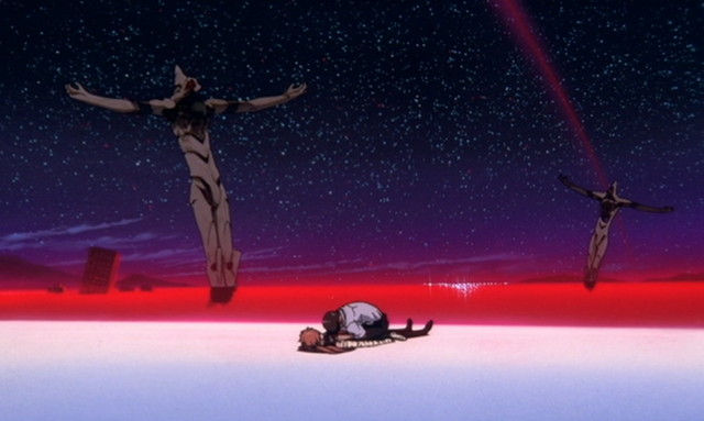 end of eva