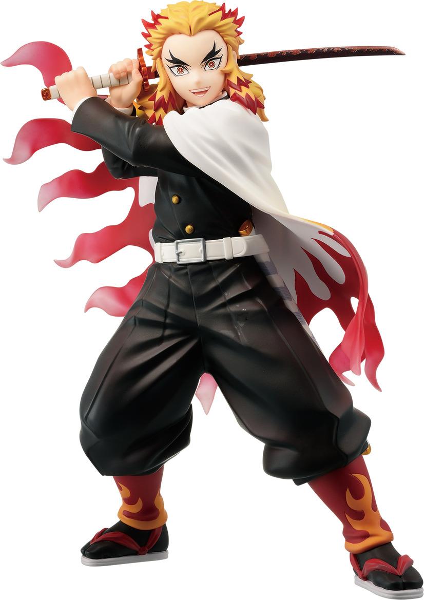Figura de Rengoku (última versión)