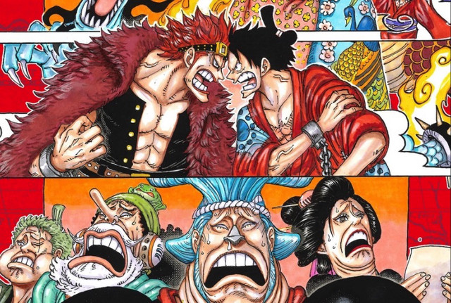 one piece volume 92