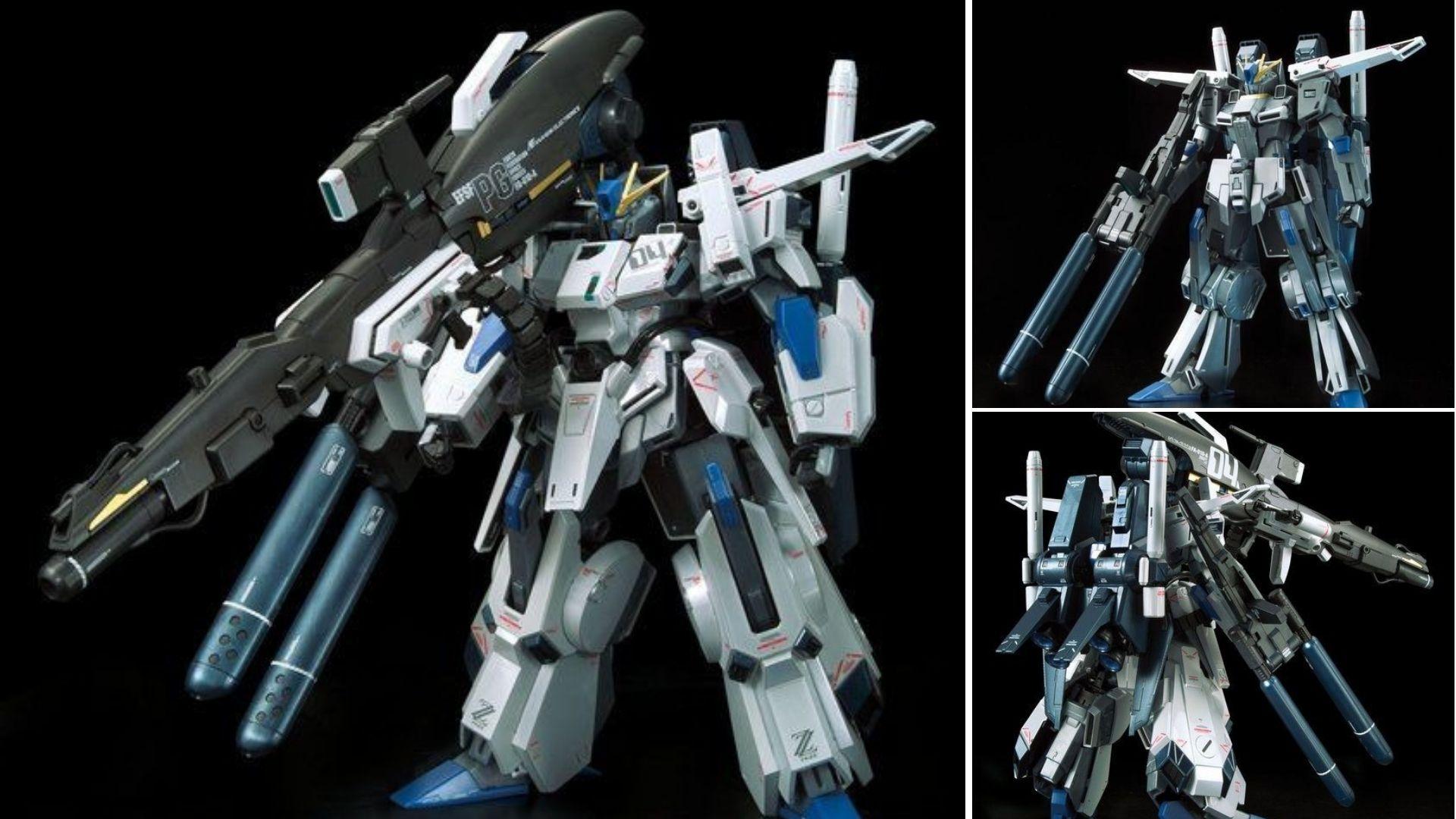Gundam Sentinel FAZZ