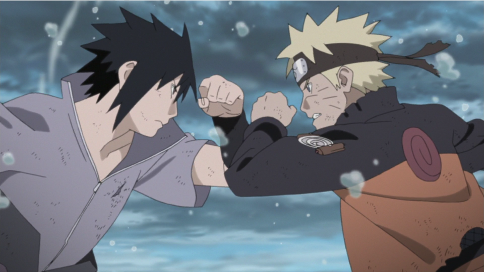 Naruto fight