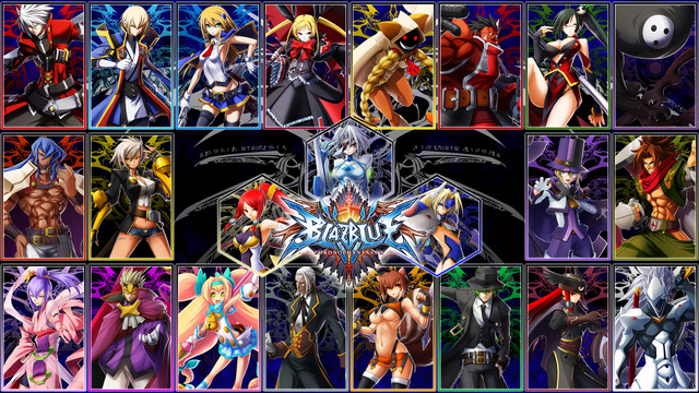 Crunchyroll - Forum - Blazblue Chrono Phantasma
