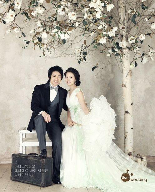 Celebrity Wedding Login: Husband And Wife As Celebrities