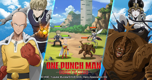 One Punch Man: Road to Hero For Android 2019