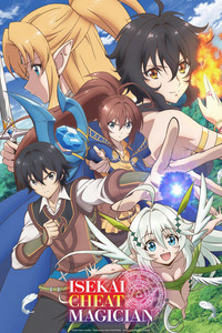 Isekai Cheat Magician is a featured show.