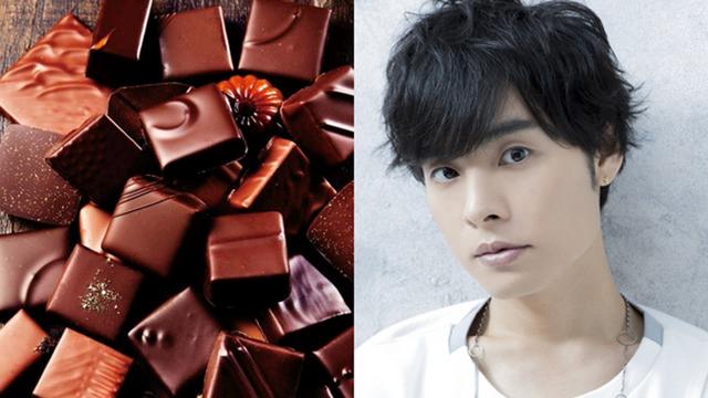 Bakugo's Chocolate-Loving Voice Actor Joins Valentine's Day Chocolate Expo