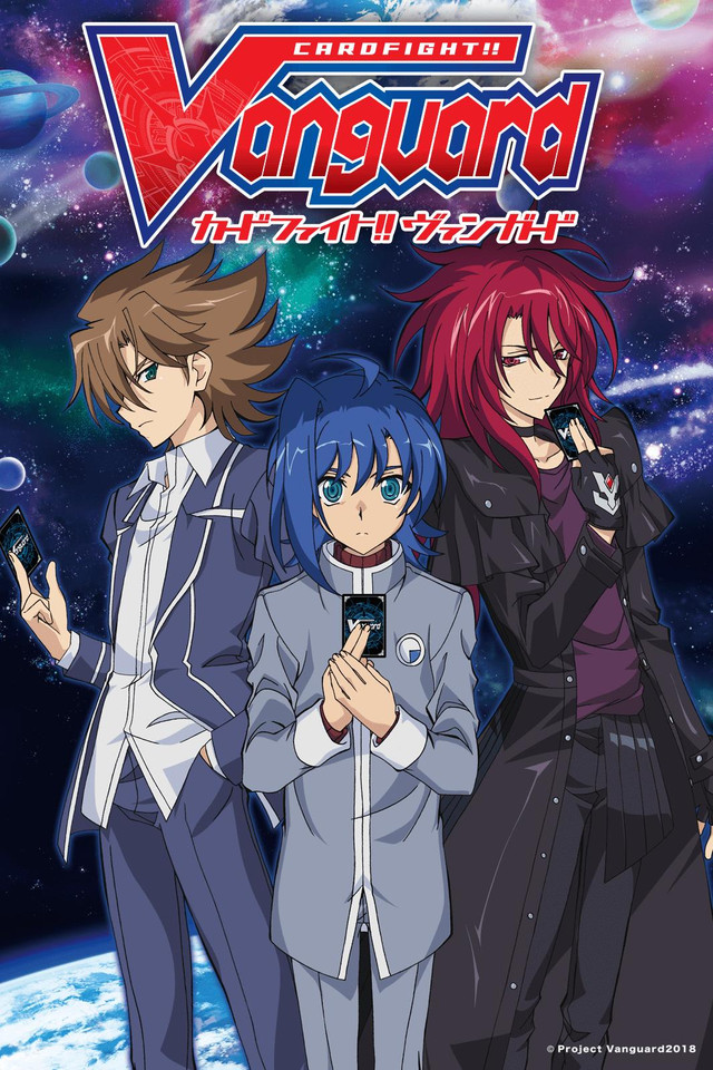 CARDFIGHT!! VANGUARD - Watch on Crunchyroll