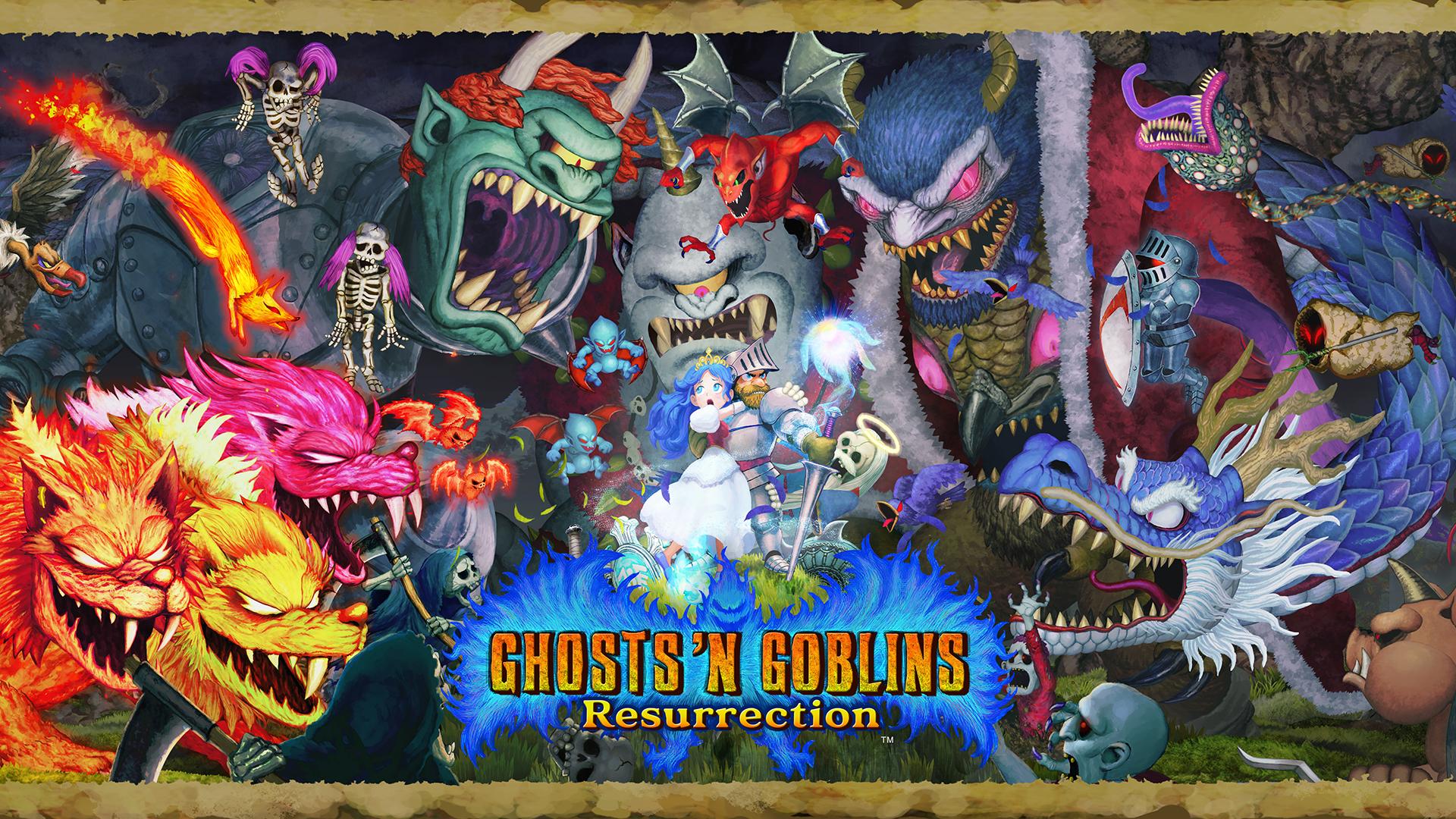 Resurrección de Ghosts 'n Goblins