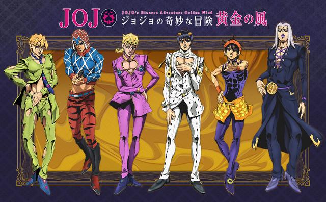 Jojo's Part 5