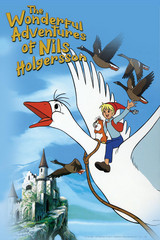 The Wonderful Adventures of Nils Holgersson