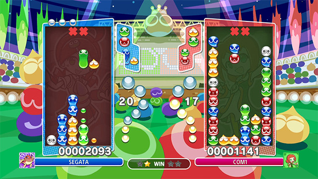 Get your Puyo on!