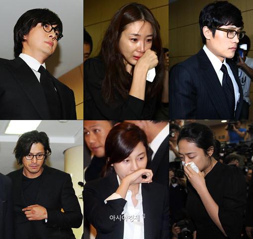 Crunchyroll Forum Breaking News Actor Singer Park Yong Ha Found Dead