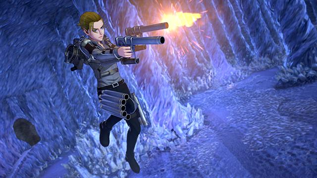 Attack on Titan 2: Final Battle, guns