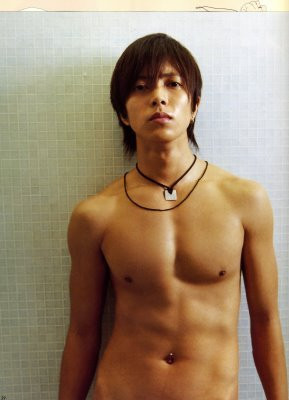 Crunchyroll Forum Yamapi Belly Button