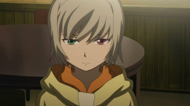 Darker Than Black Quotes: Anime Char That Has Two Different