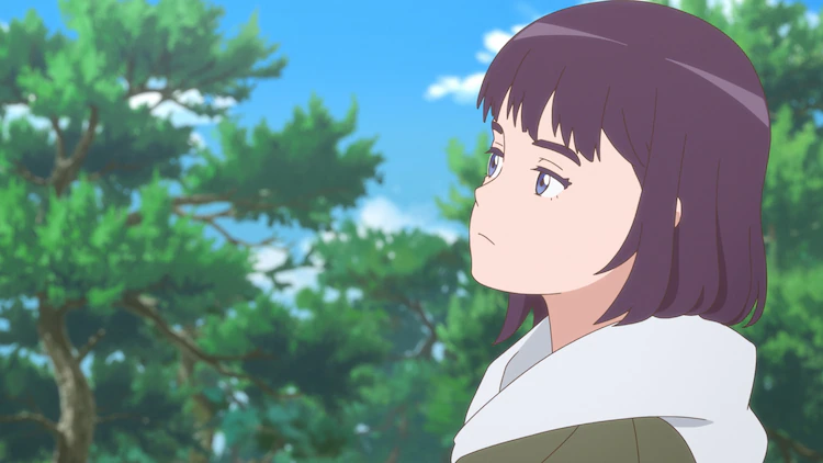 Yui, from Misaki no Mayoiga