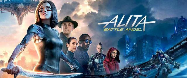 Alita: Battle Angel Promotional Image