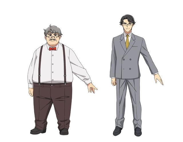Kouzou Hakkaku and Noriyuki Namekawa