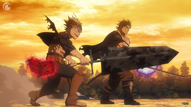 Black Clover Movie