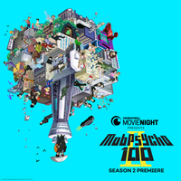 Crunchyroll Thanks For Watching The Mob Psycho 100 Season 2 Premiere