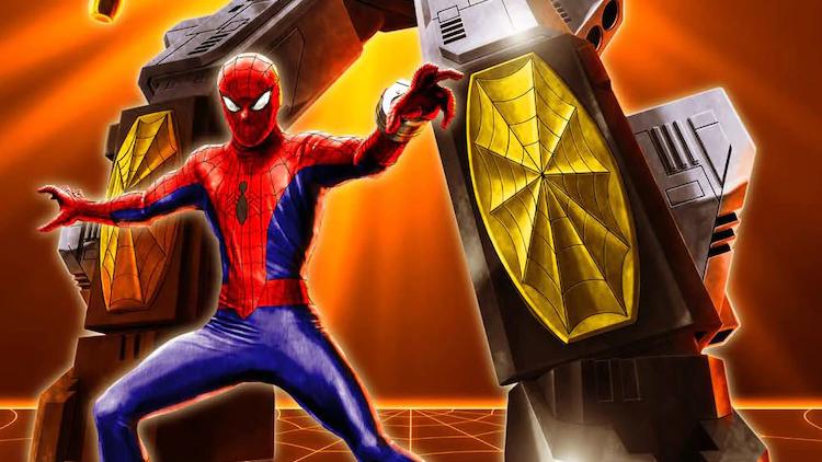 Spider-Man: Spider-Geddon