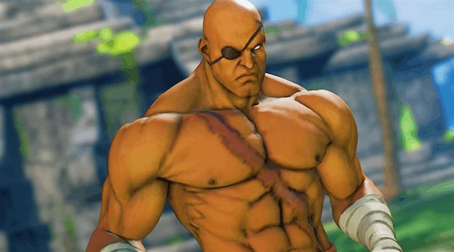 New Street Fighter V Gameplay Videos Introduce Sagat and G's Fiery Moves