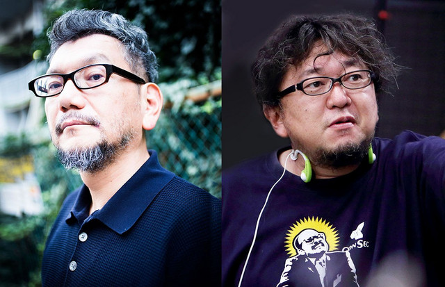"Directors Hideaki Anno and Shinji Higuchi form the creative team of ""Higuchi-Gumi"" for the newly announced SHIN ULTRAMAN film."