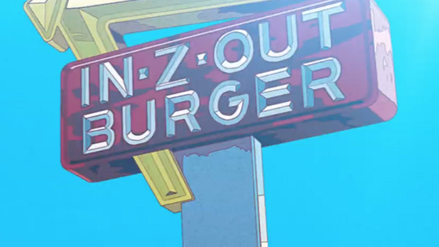 Finally, IN-N-OUT Burger Gets the Anime Representation It's Always Deserved