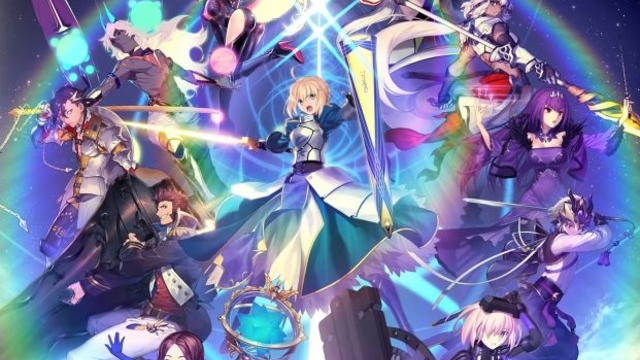 Crunchyroll - Fate/Grand Order Wins Award for Excellence at Japan